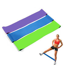 Fitness equipment elastic exercise ewsistance loop bands tube workout new hot
