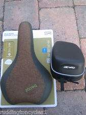 Selle Royal becoz moderate comfort gents saddle / seat with free saddle bag