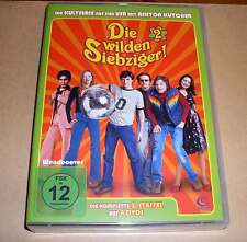 DVD DVDs TV Serie - Die Wilden Siebziger 70iger 70ger Staffel Season 2 komplett