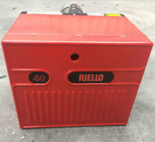 40 G3 RIELLO Light oil burner Riello G3 Industrial Diesel Burner Original