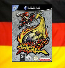 ## Super Mario Smash Football (Deutsch) Nintendo GameCube Spiel // GC & Wii ##
