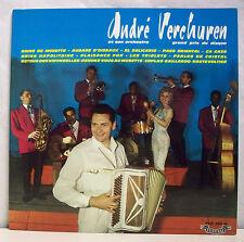 33T André VERCHUREN Vinyle LP GRAND PRIX DU DISQUE Musette FESTIVAL 8002 Poster
