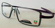 TAG HEUER 3702 006 FRAMES / GLASSES - REFLEX 2 - ANTHR / PURPLE -28k+ F/B No.20*