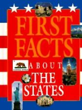 First Facts about the States by David L. Stienecker Scholastic PAPERBACK