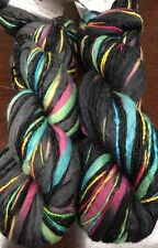Bamboo Bloom Handpaints Bulky Thick N Thin Yarn - Steven Belious