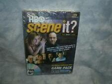 Scene It HBO Edition (Super Game Pack) (DVD / HD Video Game, 2005)  (Sealed)