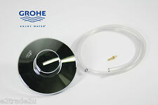 Grohe Flush Round Push Air Button for Adagio Cistern - 37761000