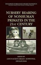Nursery Rearing of Nonhuman Primates in the 21st, , New