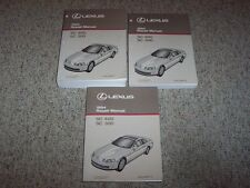 1994 Lexus SC300 SC400 SC 300 400 Shop Service Repair Manual Book Set