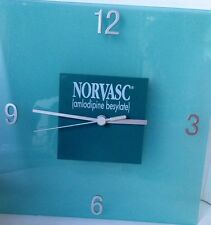 Norvasc Amlodipine Besylate Advertisement Clock 12 Hour