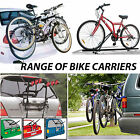 BIKE RACK/CARRIER BICYCLE UNIVERSAL BIKE TOW BALL BIKE CARRIER TOURING CAMPING