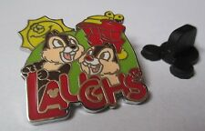 Pin's disney / Tic et Tac - Laughs (2007 Hidden Mickey collection)