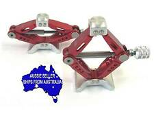 Pair of metal Mini Scissor Jigs Jacks for 1:10 RC Crawlers may fit Axial GMade