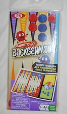Ideal Magnetic Go Travel Backgammon Game Model #32507TL