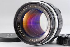 Rare OLYMPUS H.Zuiko Auto-S 42mm F/1.2 MF Lens Excellent for Pen F FT from Japan