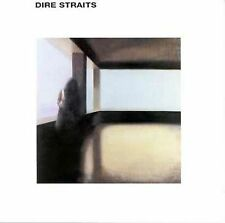 DIRE STRAITS self-titled debut cd West Germany TARGET 1ST.PRESS (NON-blue swirl)
