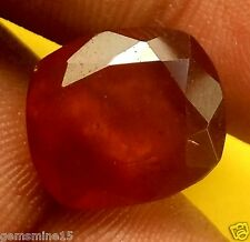 9.33 CT HESSONITE 100% Natural GIE Certified MARVELOUS Quality AWESOME Gemstone