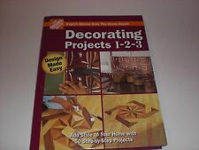 Decorating Projects 1-2-3 (Home Depot 1-2-3), The Home Depot, The Home Depot (20