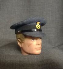 Banjoman 1:6 Scale Custom Made WW2 British R.A.F. Cap For Vintage Action Man