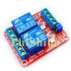 2 Kanal Relais Modul 12V Relay Module mit Optokoppler für Arduino