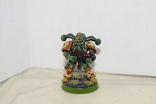 Warhammer 40k Chaos Space Marine Plague Marine of Nurgle A (OOP)