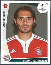 PANINI UEFA CHAMPIONS LEAGUE 2009-10- #016-BAYERN MUNICH-HAMIT ALTINTOP