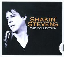 FREE US SH (int'l sh=$0-$3) NEW CD Shakin Stevens: Collection Import