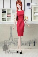 Momoko MMK Doll Outfit Red Dress