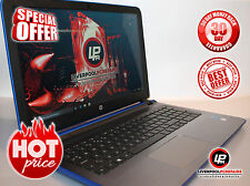 "HP 15-AB043SA 15.6"" ordinateur portable Intel Core i3-5010U 2.1GHz 8GB ram 500GB sshd WIN10"