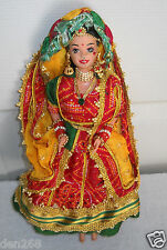 #8872 Mattel LEO India Expressions of India Roopvati Rajasthani Barbie