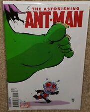 Ant man #1 Scottie young variant
