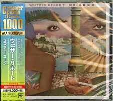 WEATHER REPORT-MR. GONE-JAPAN CD B63