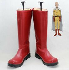 Anime One Punch Man ONE PUNCH-MAN Saitama Cosplay Shoes Boots shoe boot