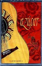 Azucar The Magic of Spanish Guitar Cassette Tape,Luciani, Avalon Music , NEW