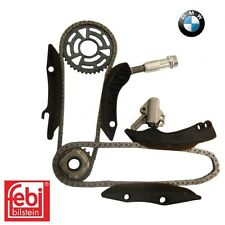 Kit Catena Distribuzione Inferiore + Superiore FEBI BMW 316d 318d 320d Mot. N47