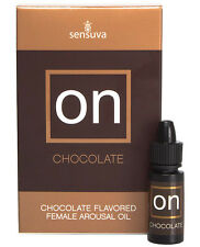 ON  AROUSAL NATURAL OIL FOR HER 5 ml FEMALE SEXUAL ENHANCEMENT CHOCOLATE