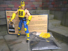 GI JOE ~ 2014 T'JBANG NINJA ~ ZOMBIE INITIATIVE ~ JOECON ~ CONVENTION TJ BANG
