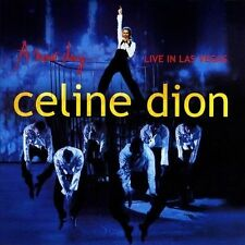 A New Day...Live in Las Vegas by Céline Dion (CD, 2004, Columbia (USA))