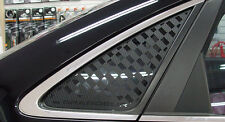 C Pillar Carbon Black Sticker For 06 10 Hyundai Azera : Grandeur TG
