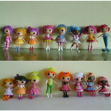 Lot of 8pcs Mini Lalaloopsy Doll Pick by Random