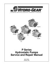 Pump PG-1HQQ-DP1X-XXXX/3149005  HYDRO GEAR OEM FOR TRANSAXLE OR TRANSMISSION