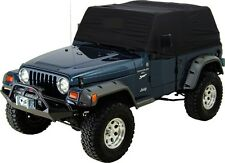1992-2006 Jeep Wrangler Cab Trail Top Off Cabin Cover in Black