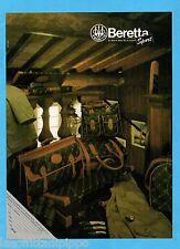 QUATTROR988-PUBBLICITA'/ADVERTISING-1988- BERETTA SPORT