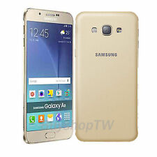 Samsung Galaxy A8 ( 2016 ) 32GB (Unlocked) Dual SIM 4G LTE 5.7in A800 Gold