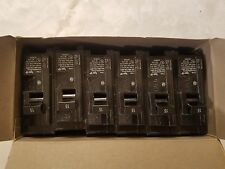 Q115 Siemens Circuit Breaker 1 Pole 15A 120/240v  (lot of 6) New In Box