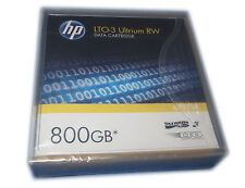 HP LTO-3 Ultrium RW Data Cartridge C7973-60000 800GB NEU OVP   #30