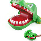 New Sale Lovely Crocodile Mouth Dentist Bite Finger Game Funny Toy  Best Gift