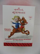 Hallmark 2014 Rudolph The Red-Nosed Reindeer 50th Anniversary Ornament