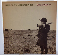 "LP 12"" Jeffrey Lee Pierce Gun Club Wildweed + Bonus Single Statik REC.EX+"