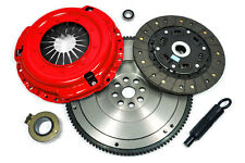 KUPP RACING STAGE 2 CLUTCH KIT+HD FLYWHEEL for 88-99 NISSAN 200SX SENTRA NX 1.6L